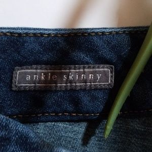 The Limited Jeans - The Limited Ankle Skinny Jeans